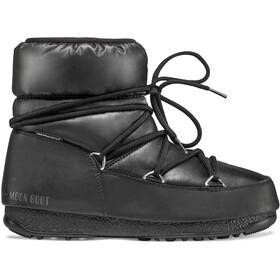 Moon Boot Low Nylon WP 2 Botas de Invierno Mujer, negro